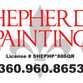 Shepherd's Painting logo
