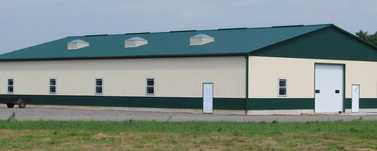 Pole Barns by Chipmunks Roofing & Construction