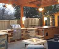 Work by outdoor living and design