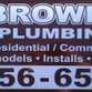 Browns Plumbing Services Inc logo
