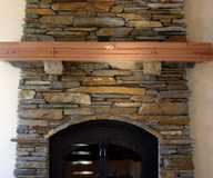 Fireplaces by William Heistand Construction