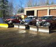 Snow Removal by Slocum Contractors