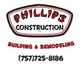 Phillips Contracting Co logo