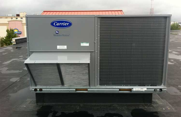 Truong's Heating & Air Conditioning Project 1