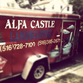 Alfa Castle Landscaping logo