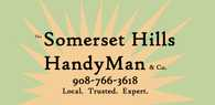 The Somerset Hills HandyMan & Co. logo