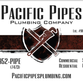 Pacific Pipes Plumbing Company logo