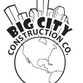 Big City Construction Co. logo