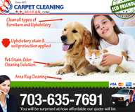 Work by Carpet Cleaning McLean
