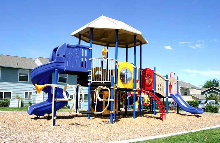 Playground Installation - Project 1