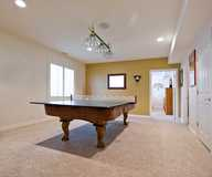 Basement Remodeling by Affordable Painting Contractors Inc