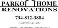 Parko Home Renovations logo