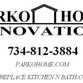 Parko Home Renovations logo