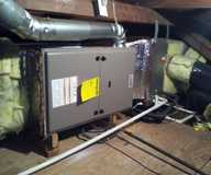 Work by Chavarrie Heating and Air Conditioning