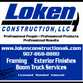 Loken Construction, LLC logo