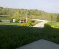 Landscape by Grassy Meadows lawn care And Tick Control Corp.