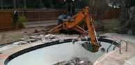 Swimming Pool Removal and Demolition San Antonio,Tx. logo