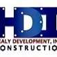 HDI Construction logo