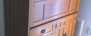 Custom Furniture by Hardworking Handyman