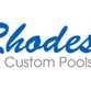 Rhodes Custom Pools Inc logo