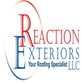Reaction Exteriors LLC logo