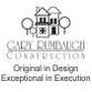 Gary Rumbaugh Construction logo