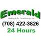 Emerald Heating & Air Conditioning, Inc. logo