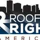 Roofed Right America logo