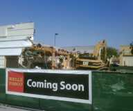 Work by Knight Demolition Services Inc