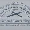 Marc's General Repair logo