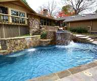 Work by Parrot Bay Pools & Spas, Llc