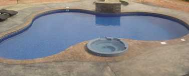 Work by Phoenix Pools & Waterfalls, Inc.
