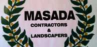 Masada General Contractors & Landscapers Inc logo
