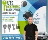 Work by UTS Locksmiths Sandy Springs