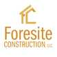 Foresite Construction LLC logo