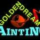 Golden Dream Painting logo