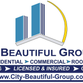 City Beautiful Roofing Inc logo