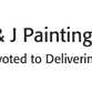 J and J Painting and Flooring logo