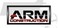 ARM Construction logo