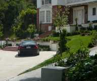 Driveway by Richard L. Mosbaugh - Landscape Design/Build