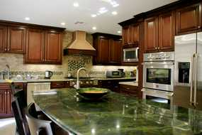Kitchen Remodeling by A B Design & Remodeling Consulting Inc,