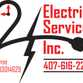 24 Electric Service Inc logo