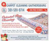 Work by Carpet Cleaning Gaithersburg