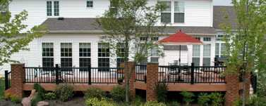 Deck Restoration by Breyer Construction & Landscape, Llc