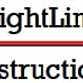 StraightLine Construction logo