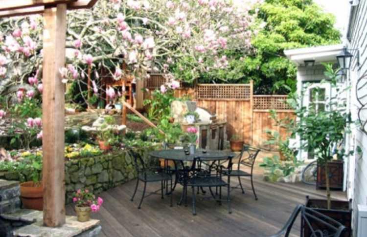 Redwood Garden
