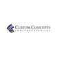 Custom Concepts Construction, Inc. logo