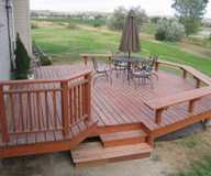 Decks by Krewatch Construction Llc