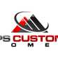 PS Custom Homes logo