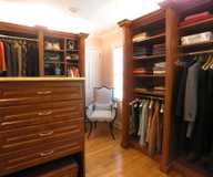 Custom Closets by Dovetail Kitchen,Bath & Home Inc